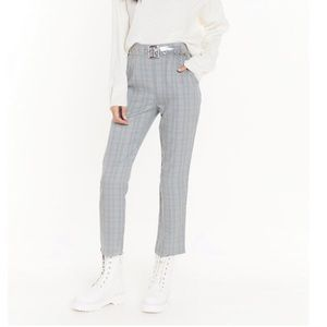 Nasty Gal Tapered Pants